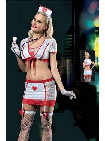 Erotica Seksi Hemşire Kız Kostümü 16049
