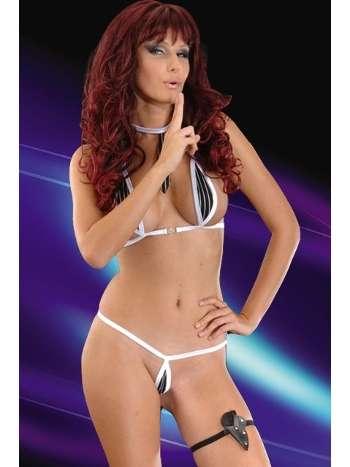 La Blinque Erotik Mafya Kostüm 2071
