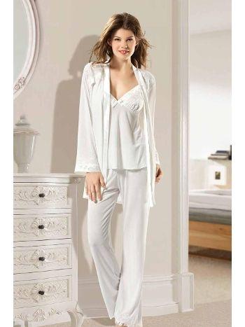 Fantazi 3 lü Pijama Takım XSES 2030