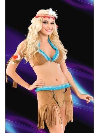 La Blinque Fantazi Apaçi Kostüm 2076