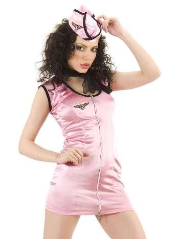 La Blinque Fantazi Hostes Kostüm 6042
