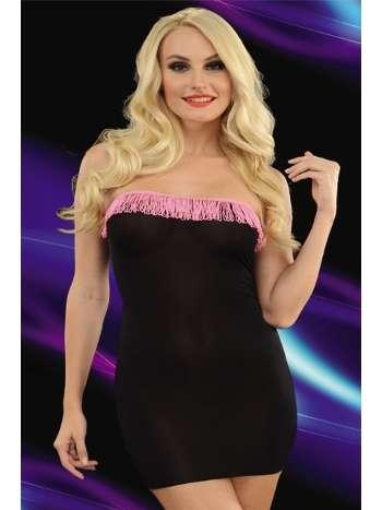 La Blinque Fantazi Mini Elbise 6083