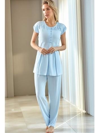 Fantazi Pijama Takım Bone Club 4517