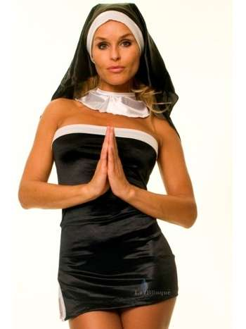 La Blinque Fantazi Rahibe Kostüm 2018