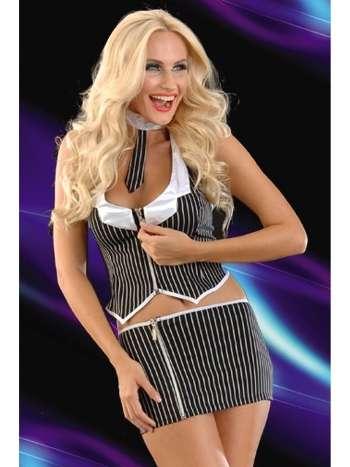 La Blinque Fantazi Sekreter Kostüm 2079