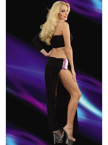 La Blinque Fantazi Uzun Gece Elbisesi 6091