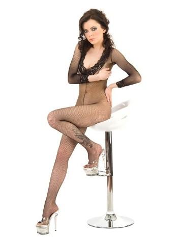 La Blinque Fantazi Vücut Çorabı 978
