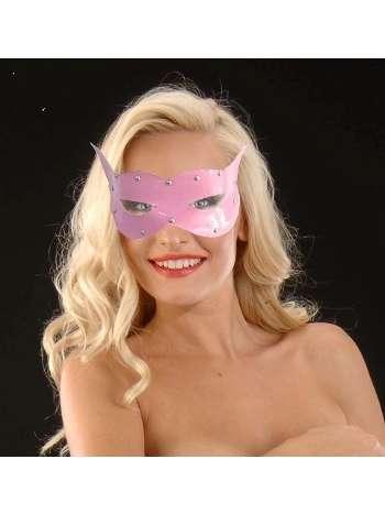 La Blinque Fantezi Deri Maske 5025