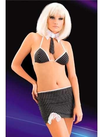 La Blinque Fantezi Mafya Kostüm 2078