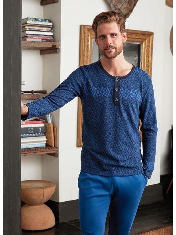 Feyza Büyük Beden Erkek Pijama Takım 3302