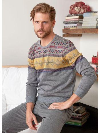 Feyza Erkek Pijama Takım 3301
