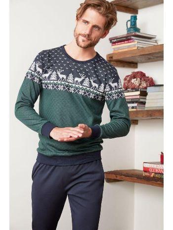 Feyza Erkek Pijama Takım 3321
