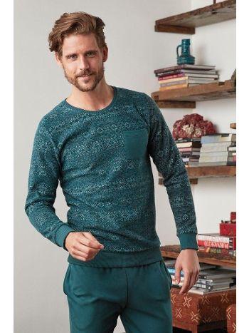 Feyza Erkek Pijama Takım 3323
