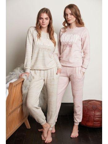 Feyza Pijama Takım Bayan 3349