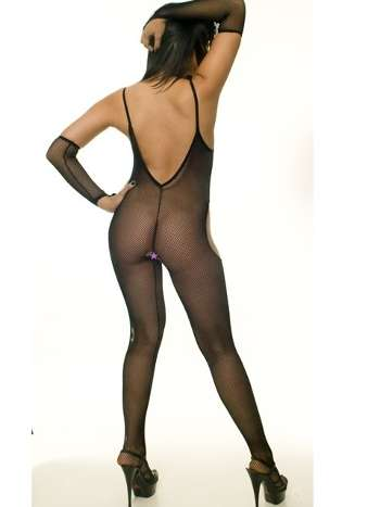 La Blinque File Vücut Çorabı 7001