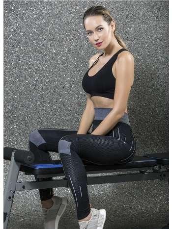 Fitness Sütyen Tayt Takım Naymphe 7749