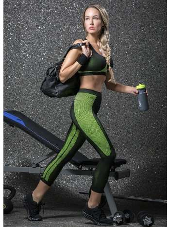 Fitness Tayt Sütyen Takım Naymphe 7733