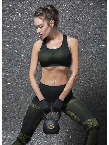 Fitness Tayt Sütyen Takım Naymphe 7735
