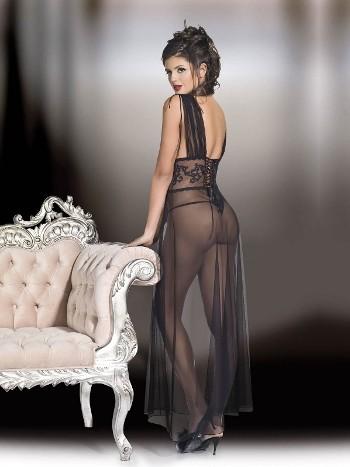 For Dreams Valentina 1001 Transparan Gecelik