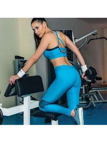 Bayan Fitness ikili Spor Takım Gallipoli 9054