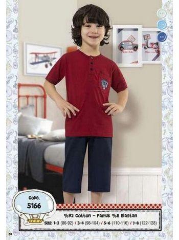 Hmd Erkek Çocuk Kapri Takım 5166