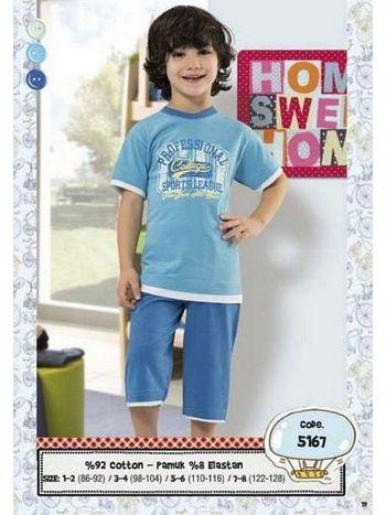 Hmd Erkek Çocuk Kapri Takım 5167