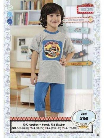 Hmd Erkek Çocuk Kapri Takım 5168