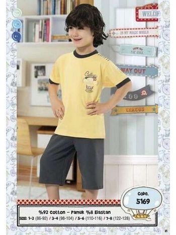 Hmd Erkek Çocuk Kapri Takım 5169