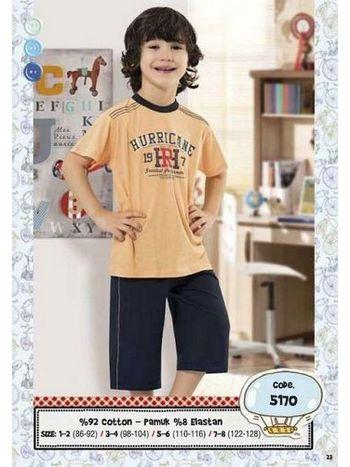 Hmd Erkek Çocuk Kapri Takım 5170