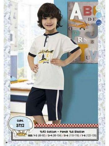 Hmd Erkek Çocuk Kapri Takım 5172