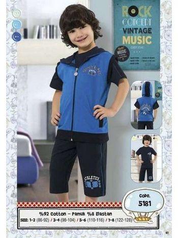 Hmd Erkek Çocuk Kapri Takım 5181