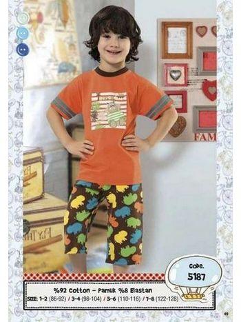 Hmd Erkek Çocuk Kapri Takım 5187