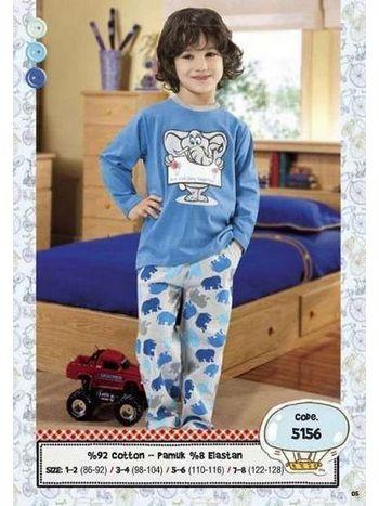 Hmd Erkek Çocuk Pijama Takımı 5156
