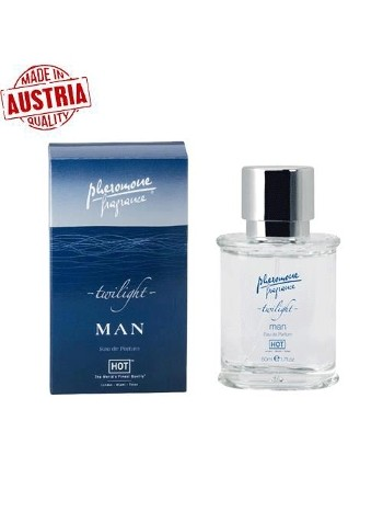 Hot™ Twilight Feromonlu Erkek Parfümü