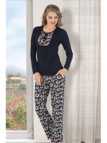 Kadın Pijama Takım Hmd 80100