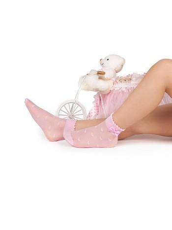 Daymod Kalpli Aksesuarlı Çocuk Soket Çorap D2521005