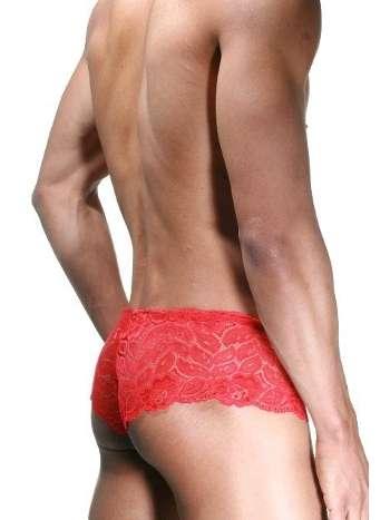 La Blinque Kırmızı Erkek Boxer 15359