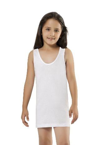 Kız Çocuk Kalın Askı Atlet HMD B2013