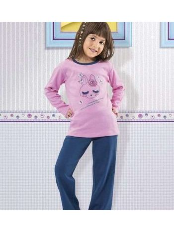 Kız Çocuk Pijama Takım Hmd 5123