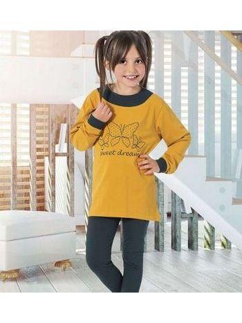 Kız Çocuk Pijama Takım Hmd 5271