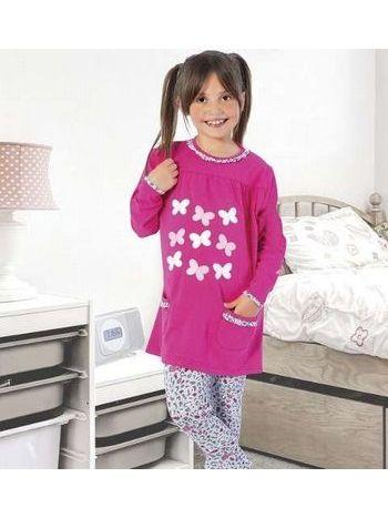 Kız Çocuk Pijama Takım Hmd 5272
