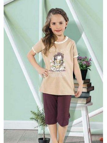 Kız Çocuk Pijama Takım HMD 6023