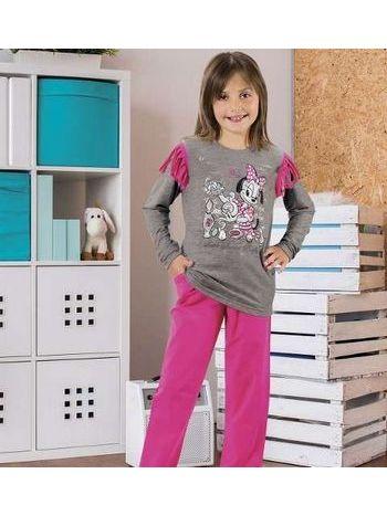 Kız Çocuk Pijama Takım Hmd 6044