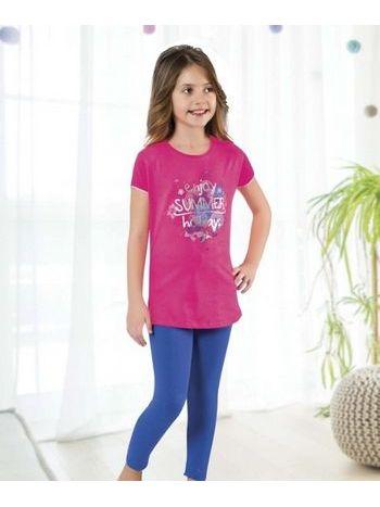 Kız Çocuk Tayt Takım HMD 6058
