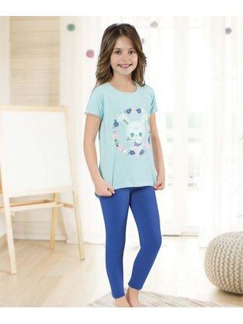 Kız Çocuk Tayt Takım HMD 6061