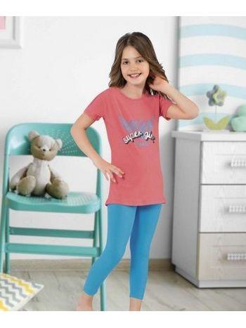 Kız Çocuk Tayt Takım HMD 6062