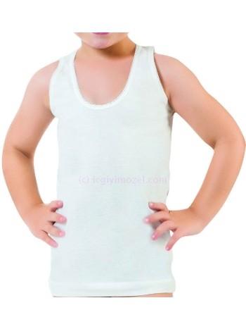 Kız Üçlü Geniş Askılı Atlet Öztaş F4051