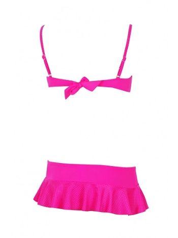 Kom Arleen Kız Çocuk Etekli Bikini