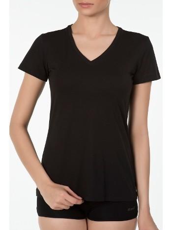 Kom Basic V Yaka Tshirt