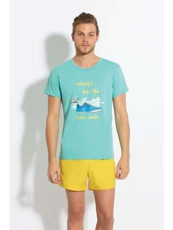 Kom Route T-Shirt 04TS85031